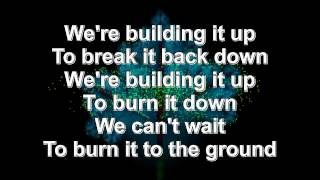 Burn It Down- Linkin Park †† (Lyrics) High Quality Mp3