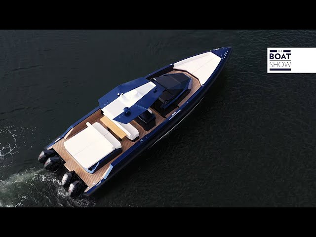 48 WALLYTENDER X - Exclusive Motor Yacht Review - The Boat Show