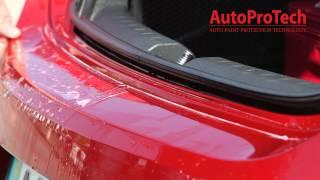 Установка AutoProTech (Полка заднего бампера)