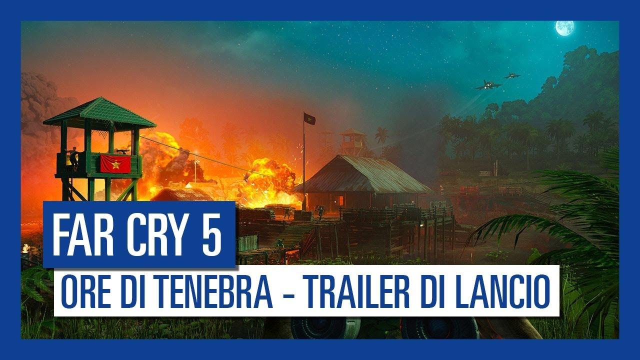 Trailer di Far Cry 5: Ore di Tenebra