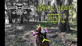 FLYING AGAIN!!! / FREESTYLE FPV