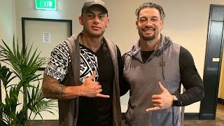 Daniel Vidot Joins Smackdown In Australia