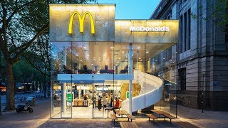 10 McDonald's Restaurants That Make Fast Food Look Expensive