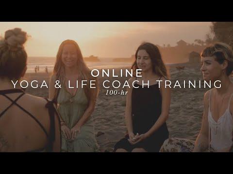 Yoga & Life Coach Training - YouTube