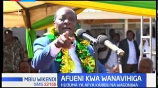 Afueni kwa wakaazi wa Vihiga chumba cha upasuaji kikizinduliwa katika Hospitali ya Emuhaya