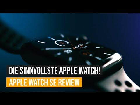 Die sinnvollste Apple Watch 2020! So gut ist die Apple Watch SE wirklich - Review 4K | ToReview
