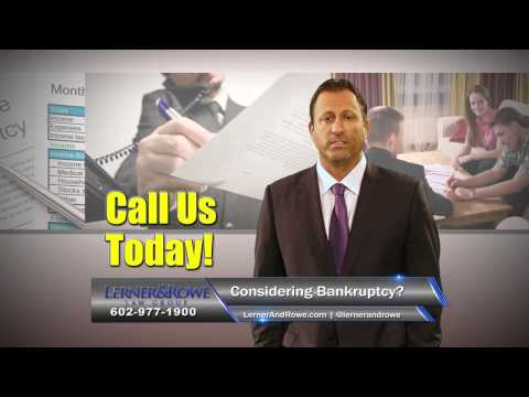 Bankruptcy Lawyer Phoenix   602-977-1900   Do You Need A Phoenix Bankruptcy Attorney?