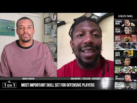 Bud Dupree: You have to be more versatile than ever in today's game