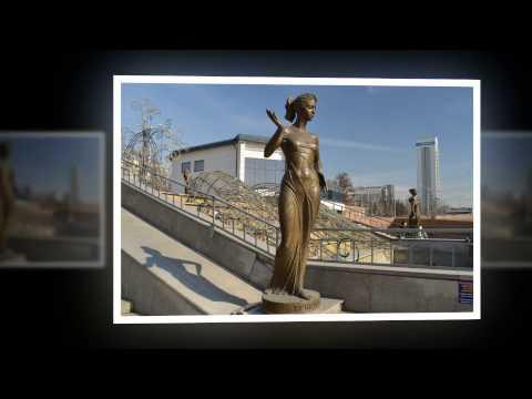 Скульптуры Фонтаны Памятники Достопримечательности Красноярска