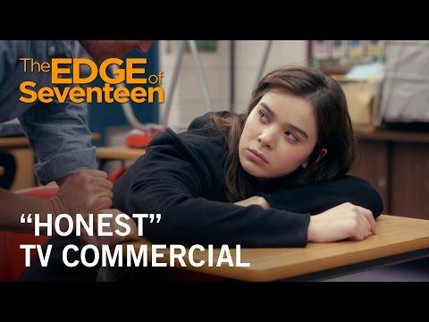 The Edge of Seventeen (TV Spot 'Honest')