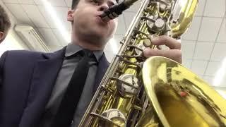 Hino 473 - Forasteiro Sou No Mundo (Sax Barítono)