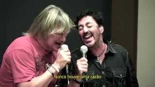 John Schlitt com John Elefante, Jay Sekulow & Friends - Never Been Any Reason (Legendado)
