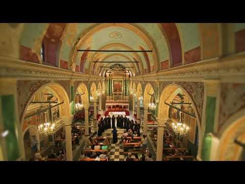 Η Γυναικεία Χορωδία Καλλιτεχνήματα Μαρία Μιχαλοπούλου στον Καθεδρικό Ναό Αγίο