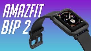 Amazfit BIP 2: дизайн, новые фишки и дата выхода