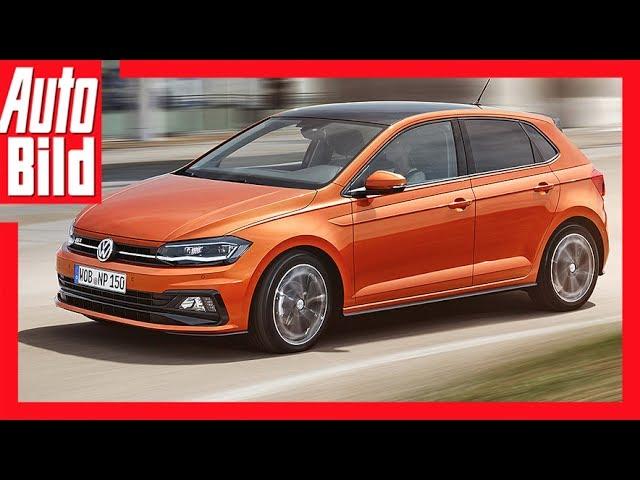 VW Polo (2017) - Generation 6 - Die ersten Bilder