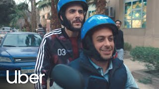 Scooter Song - Egypt | طير بينا يا عم | Uber
