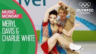 Meryl Davis & Charlie White honor Bollywood music and dance!