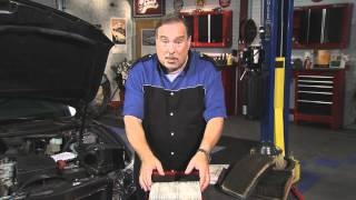 Impact of a Dirty Air Filter on a Modern Engine