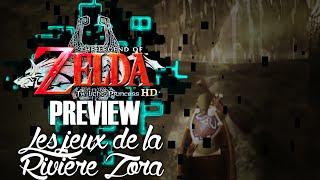 Preview de TPHD —Jeux de la Rivière Zora