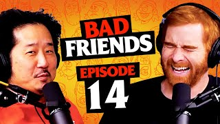 Bobo's Pandy Conspiracy Theory | Ep 14 | Bad Friends with Andrew Santino and Bobby Lee