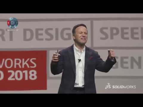 SOLIDWORKS World 2018 in 60 Seconds