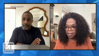 Idris Elba Opens Up To Oprah About Testing Positive For COVID-19