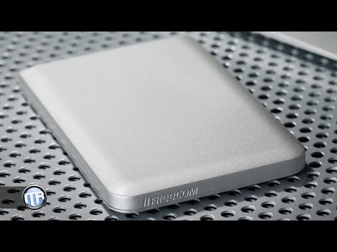 Externe Thunderbolt-SSD: Freecom Mobile Drive Mg [Deutsch]