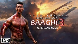Tiger Shroff New Movie 2020 | Baaghi 3 Movie | Tiger Shroff & Shraddha Kapoor New Movie Promotion