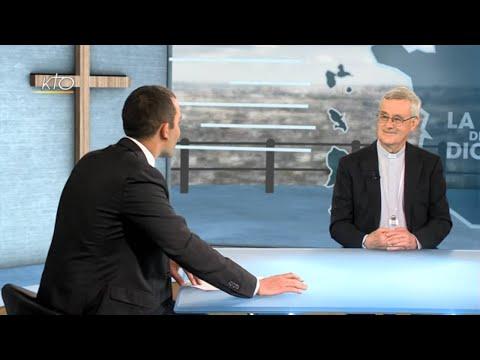 Mgr Bernard-Nicolas Aubertin - Diocèse de Tours