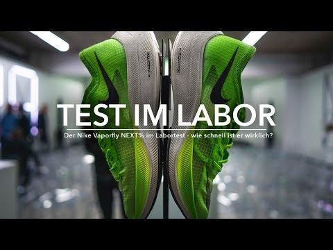 TEST: Nike Vaporfly NEXT% - Ist er wirklich nochmal schneller?