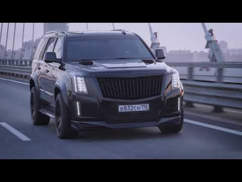 Cadillac Escalade NEW - Unicum project - Aggressor body kit and forged wheels tuning 2019