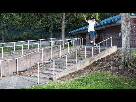 Rough Cut: Ishod Wair's Be Free Part