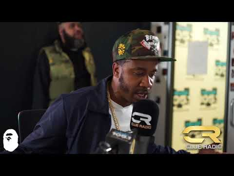 """Benny The Butcher """"Respect Freestyle"""" (feat. DJ Clue)"""