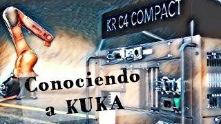 ¡¡¡Conociendo A KUKA!!! Brazo Robot