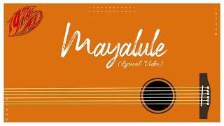 1974 AD - Mayalule (Lyrics)
