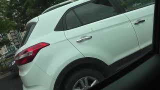 Парковка Автомобиля передним Ходом.Автомобили разной длинны и поворота Передних Колес.