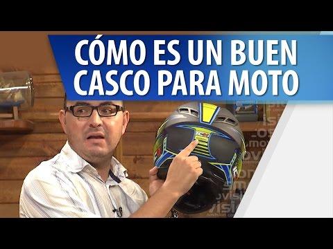 Cómo Escoger un Buen Casco para Moto