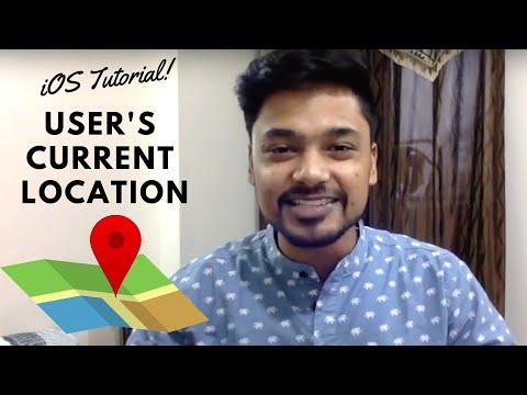 How to Show User's Location - Swift 4 2 - Xcode 10 - игровое видео