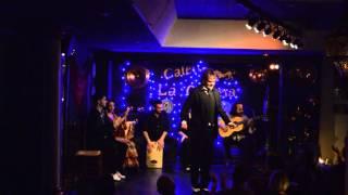 Carlos Velázquez en el Tablao Flamenco La Quimera