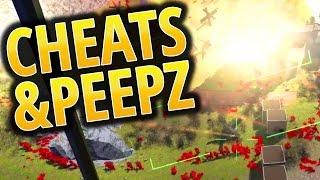SECRET PLACES HIDDEN SPACES | RAVENFIELD EXPLORATION GAME