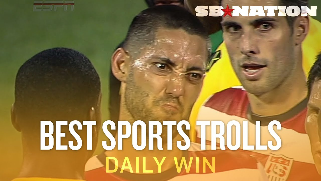 Best Sports Trolling and Taunting Ever (Daily Win) thumbnail