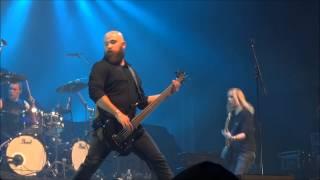 Dragonland - Contact (Live - PPM Fest 2014 - Mons - Belgium)