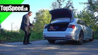 Audi A6 3.0 V6 TDI test - Maroš ČABÁK a Alex ŠTEFUCA TOPSPEED.sk