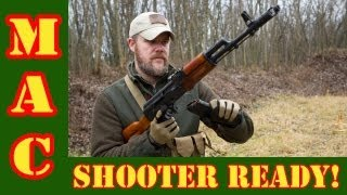 Shooter Ready!:  Reloading the AK rifle