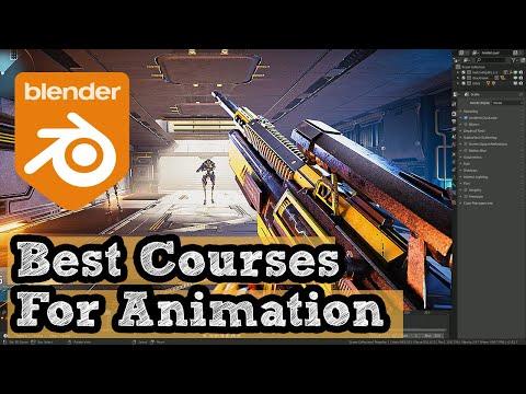 6 Blender Animation Courses