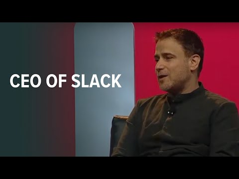 Stewart Butterfield Spotlight