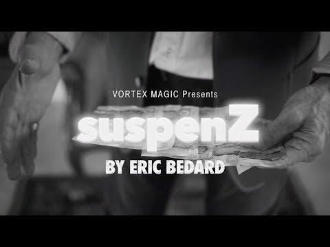 Suspenz by Eric Bedard and Vortex Magic