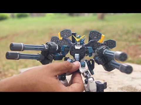 Harga Gundam di bawah UMR ( Heavy arms custom P bandai )