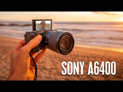 SONY A6400 FULL Review! Best Vlogging Camera?