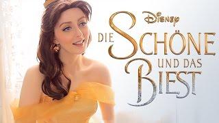 DIE SCHÖNE UND DAS BIEST - Märchen schreibt die Zeit (Cover by Julia Koep)